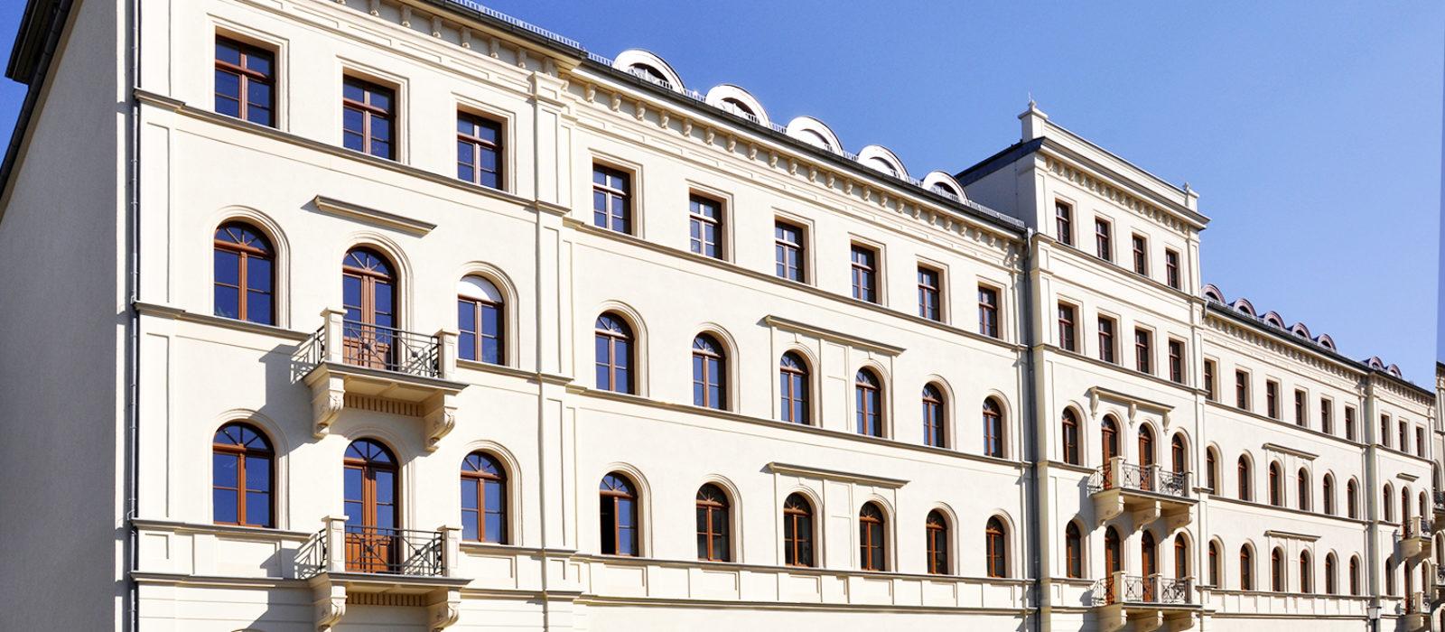 Alte Schule Fassadenansicht
