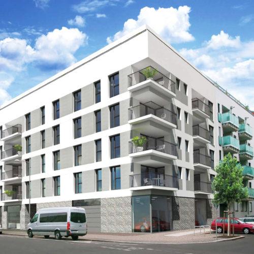 Moderner Neubau im Leipziger Süden