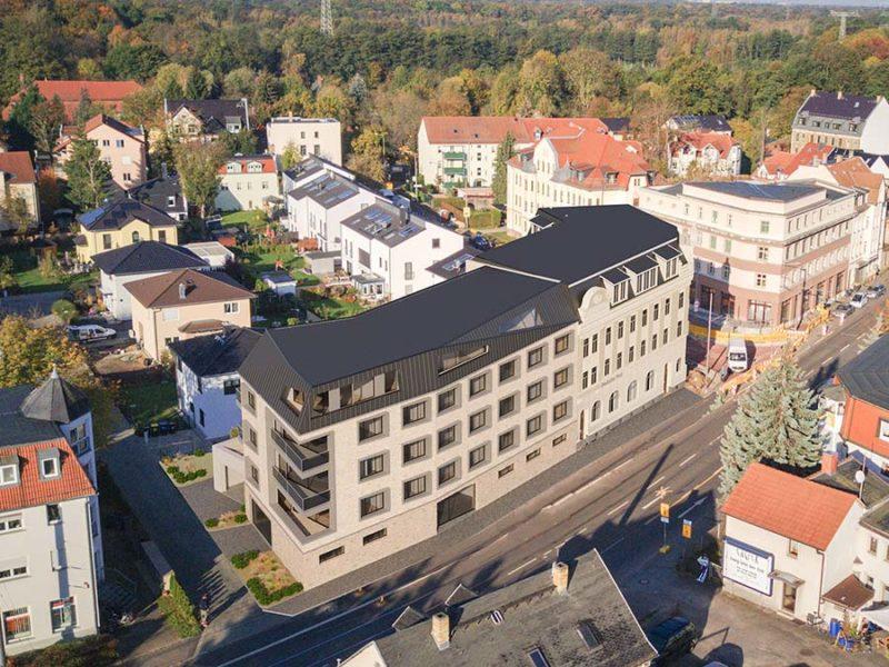 Exklusiver Neubau im Leipziger Süden
