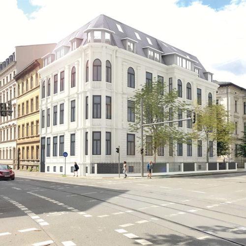 Pfaffendorfer Straße Leipzig