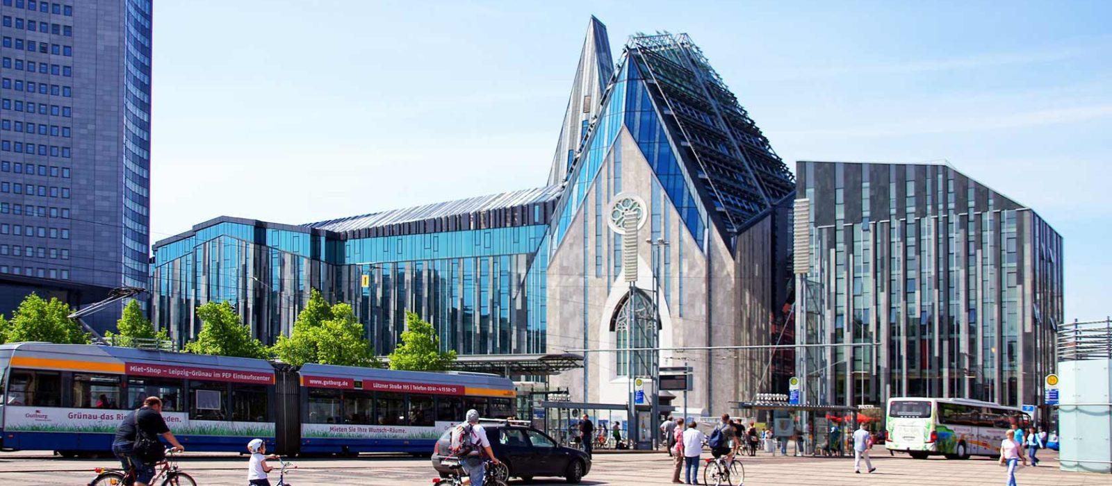 Eine erste Adresse am Immobilienstandort Leipzig