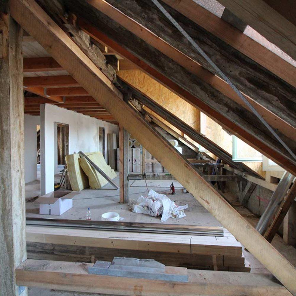Innenausbau Holz