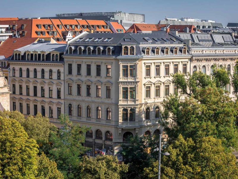 Exklusives Wohn- und Geschäftshaus im Zentrum